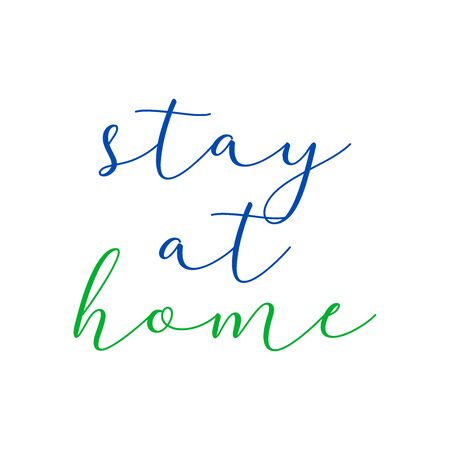 Stay at home letter