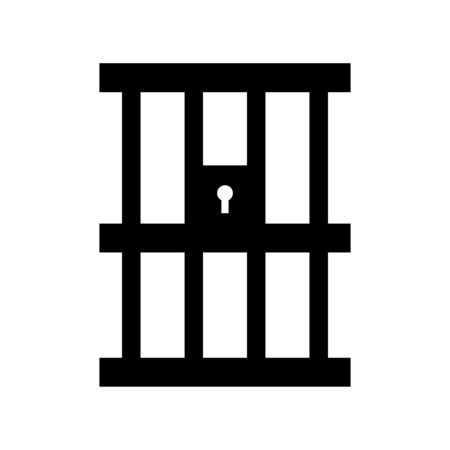 Prison , jail icon