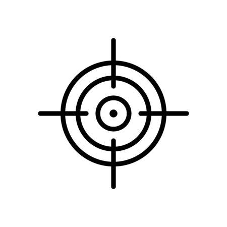 Target, AIM icon