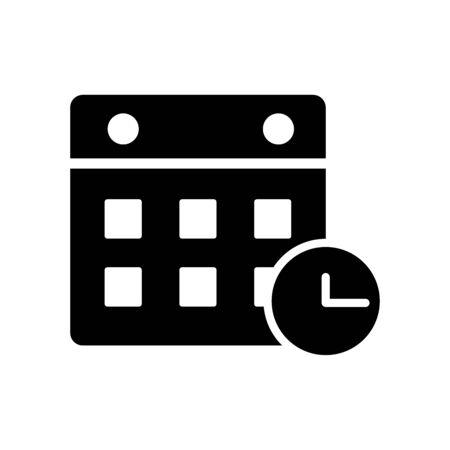 Calendar icon Vettoriali
