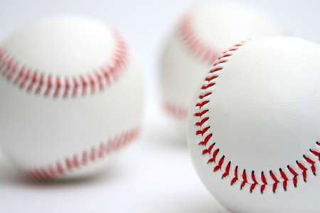 Baseballs photo