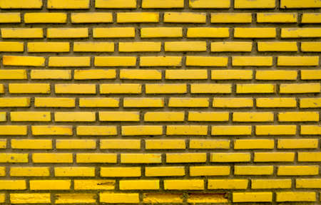 yellow   brick  Stock Photo