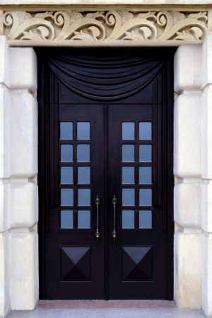 old doors Stock Photo - 17841044
