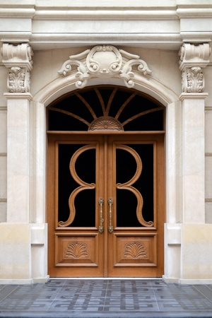 old door Stock Photo - 18007971