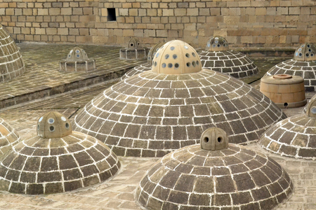dome of the old baths