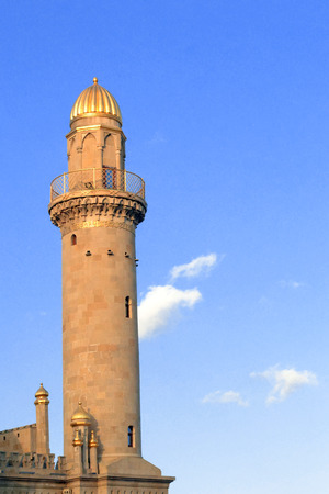 minaret of the mosque