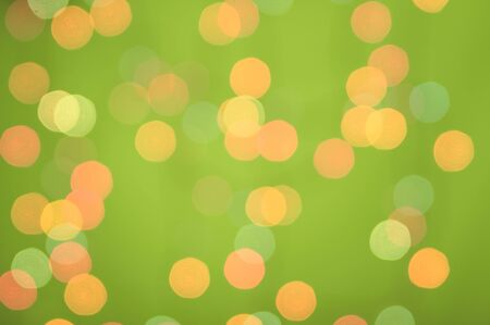 Festive elegant abstract background with bokeh lights