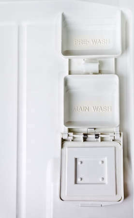 Place to put the soap for washing your dishes