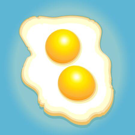 scrambled: scrambled eggs