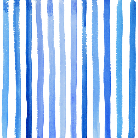 striped background: watercolor striped background Illustration