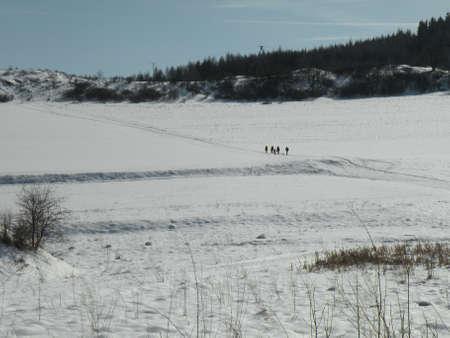winter landscape Stock Photo - 18218527