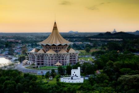 Sarawak Budynek Zgromadzenia legislacyjne państwa