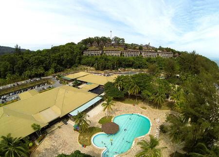 beach resort: Damai Beach Resort