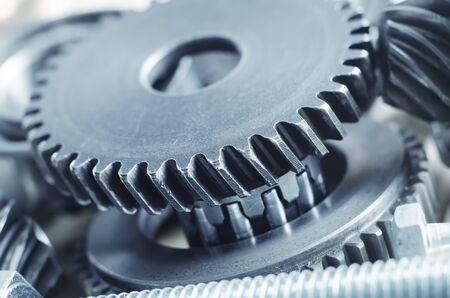 Mechanical ratchets photo