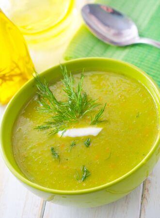potage: fresh soup