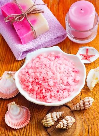 productos de belleza: ingredientes para spa