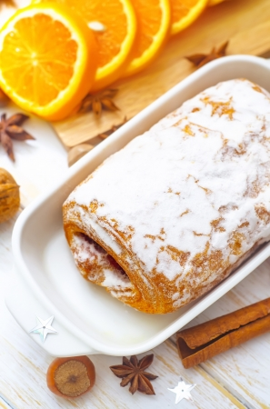 sweet roll Stock Photo - 16575911