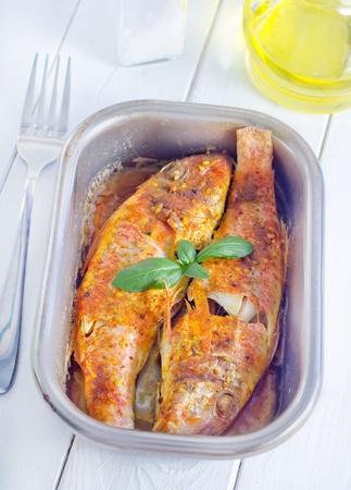 alaska pollock: baked fish