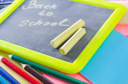 school supplies Stock Photo - 16952573