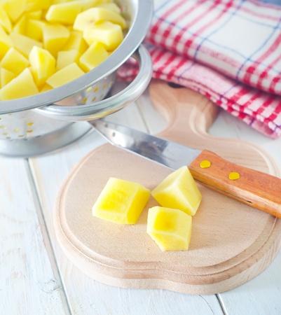 vesicles: potato