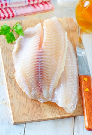 raw fish Stock Photo - 17032623