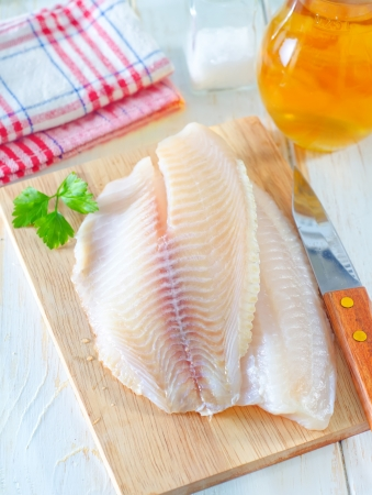 raw fish Stock Photo - 17032578