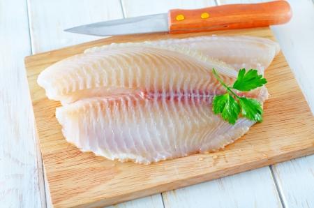 raw fish Stock Photo - 17032599