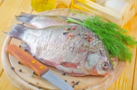 fresh carp photo