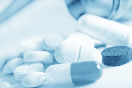 pills Stock Photo - 17376668