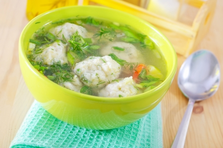 fresh soup Stock Photo - 17505150