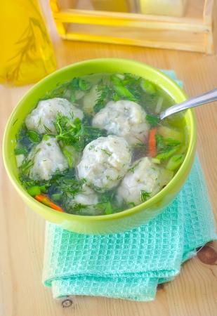 fresh soup Stock Photo - 17505126