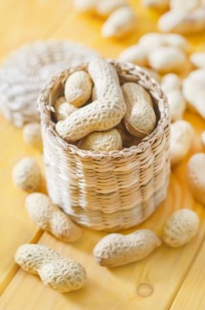 goober peas: peanuts