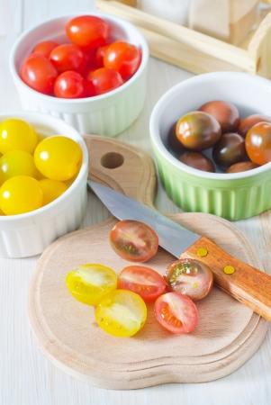 color tomato Stock Photo - 17536470