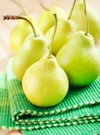 fresh pears Stock Photo - 17613303