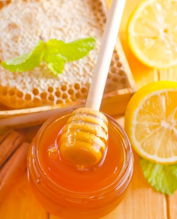 honey Stock Photo - 17613922