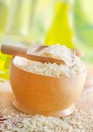 raw rice Фото со стока