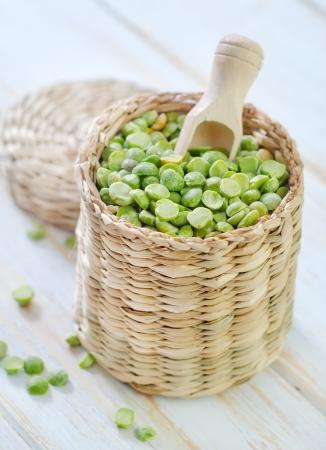 dry peas photo