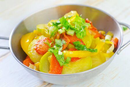 baked vegetables Stock Photo - 17822302