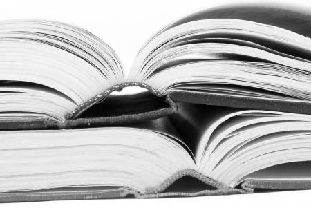open books Stock Photo - 17869611