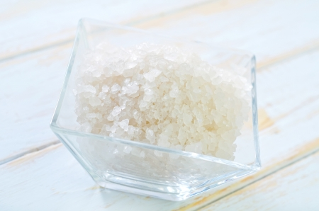 sea salt photo
