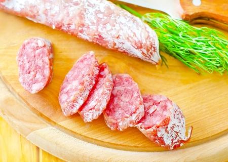 salami Stock Photo - 18014393