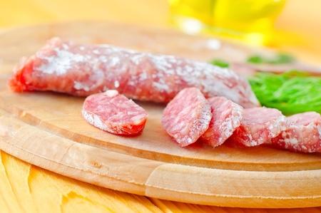 salami Stock Photo - 18014075
