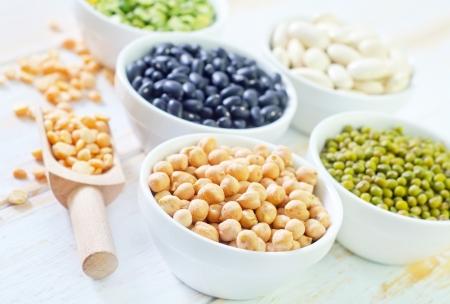 color beans photo