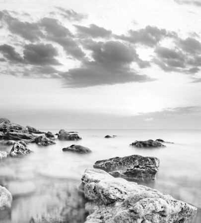 sea in Crimea photo