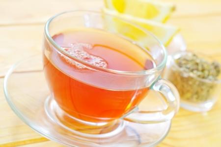fresh tea photo
