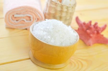 sea salt photo