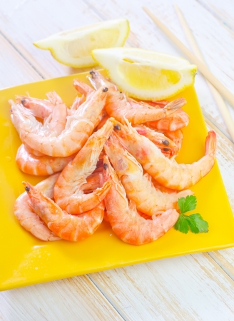 shrimps photo