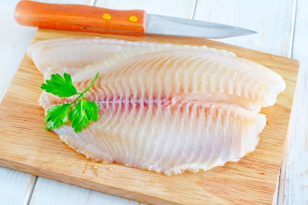 raw fish Stock Photo - 18477653