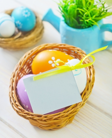 Easter eggs Stock Photo - 18759730