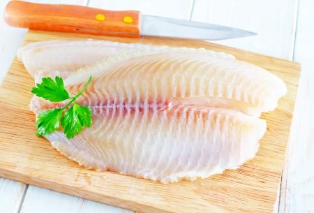 raw fish Stock Photo - 18893385